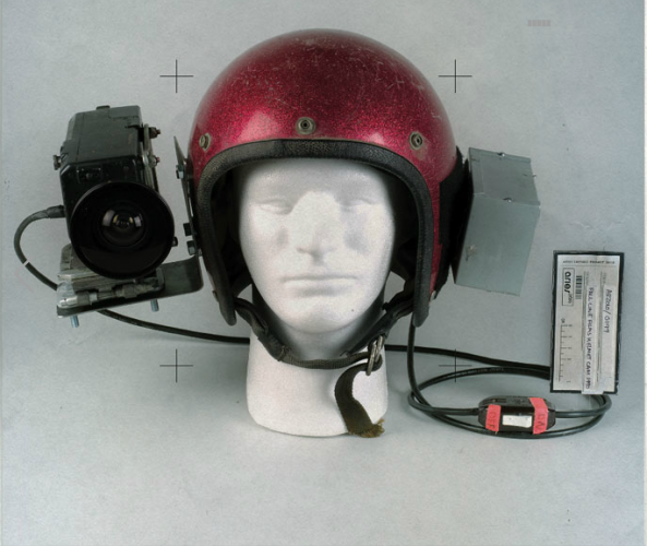 The Original Helmet Cam, by Jerry Dugan